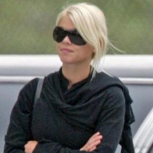 An Elin Nordegren Woods Photo
