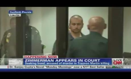 George Zimmerman: First Court Appearance