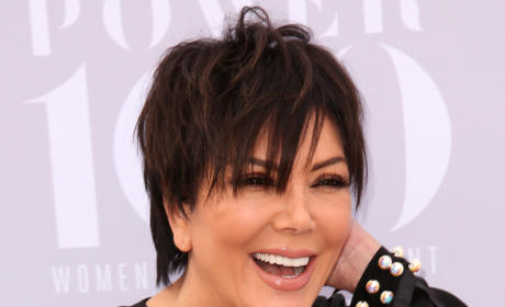 Kris Jenner: I Love Saint West!