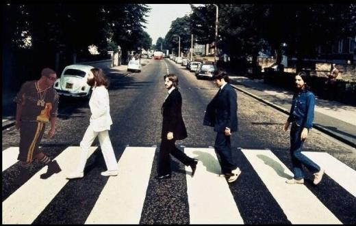 Drake Meme Abbey Road