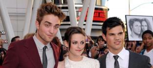 In Vogue: Emilie de Ravin and Robert Pattinson