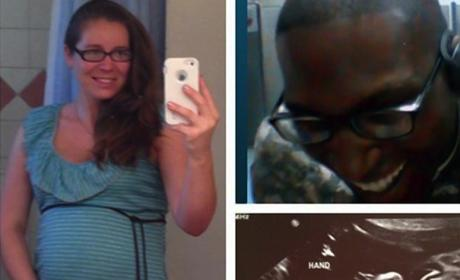 Pregnant Woman Stabbed During Video Call to Deployed Husband