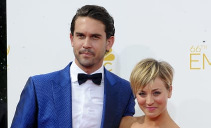 Kaley Cuoco Files For Divorce, Drops Ryan Sweeting's Last Name