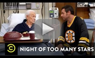 Adam Sandler vs. Bob Barker, Take 2!