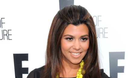 Kourtney Kardashian on Water Birth: EWWWWW!