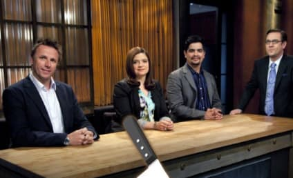Chopped Recap: From Overweight to Cooking Great