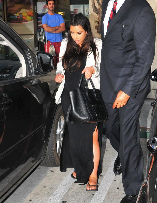Kimberly Kardashian Photograph