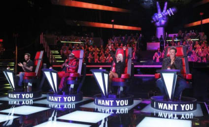 The Voice Results: The Top Eight Are ...