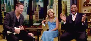 Michael Strahan: Rumored Kelly Ripa Co-Host!