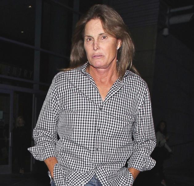 Is bruce jenner gay