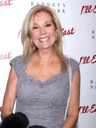 Kathie Lee Gifford Smiles