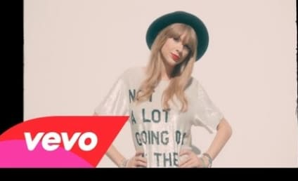 "Taylor Swift and Friends Debut Music Video for ""22"""