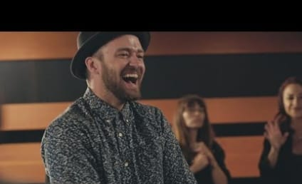 "Justin Timberlake Releases ""Can't Stop The Feeling,"" And It's Catchy AF"