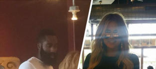 Khloe Kardashian and James Harden: Spotted at Chipotle!