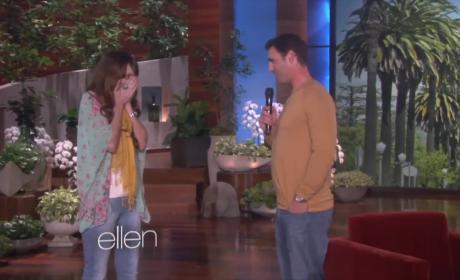 A Proposal on Ellen!