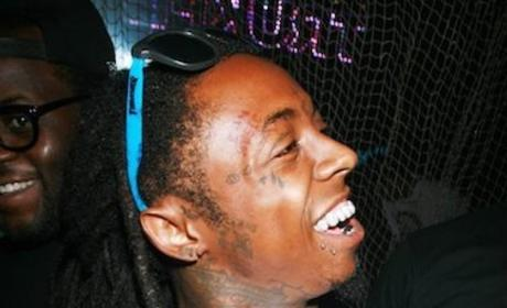 "Lil Wayne ""Not Near Death"" But Totally OD'd on Sizzurp, Source Says"