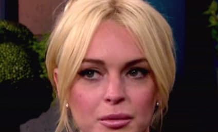 Lindsay Lohan: Who? Me? Drink?