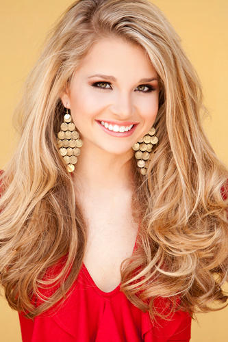 Danielle Doty, Miss Teen USA