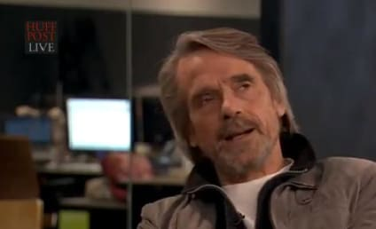Jeremy Irons: I Am Not Anti-Gay!