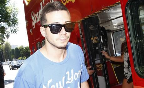 Vinny Guadagnino of Jersey Shore
