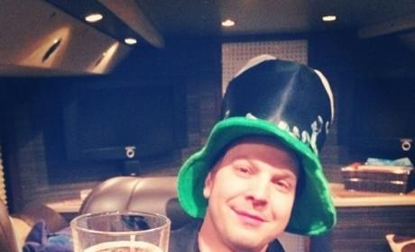 Cheers from Gavin DeGraw!