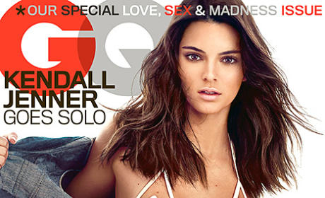 Kendall Jenner GQ Cover