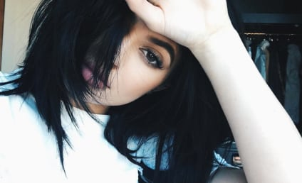 Kylie Jenner Gets New Tattoo: What Is It?!?!?!?