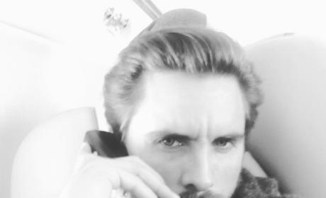 Scott Disick Reveals Way Too Much on Instagram