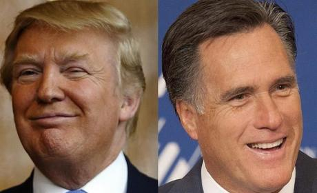Sorry Newt: Donald Trump Endorses Mitt Romney