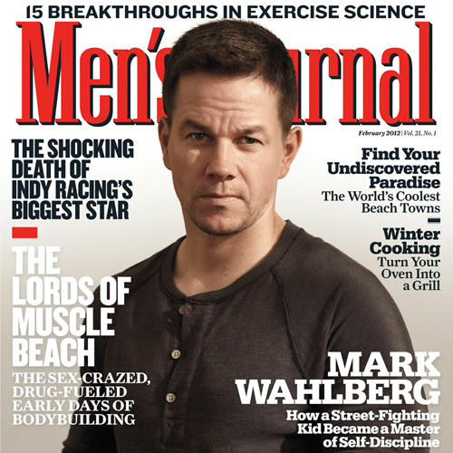 Mark Wahlberg, Men's Journal