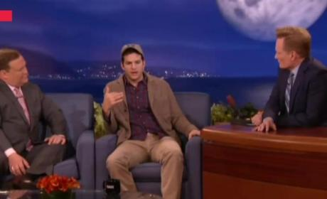 Ashton Kutcher Gushes Over Fatherhood