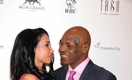 Mike Tyson's Wife Files Lawsuit Against Stalker