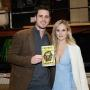Ben Higgins & Lauren Bushnell Visit 'The Lion King' on Broadway