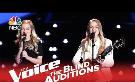 Andi and Alex - Thank You (The Voice)