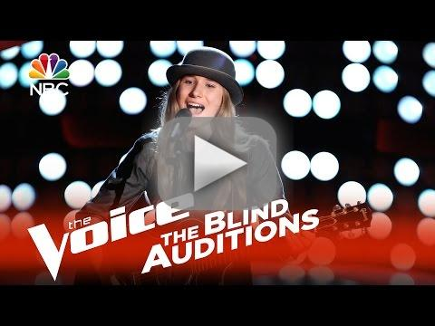 Sawyer fredericks on the voice