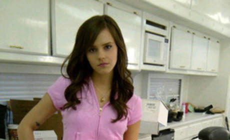Emma Watson in Bling Ring: First Look!