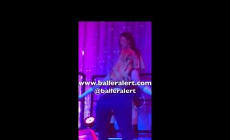 Iggy Azalea Wardrobe Malfunction: Watch Video From the Best Bar Mitzvah Ever!!!