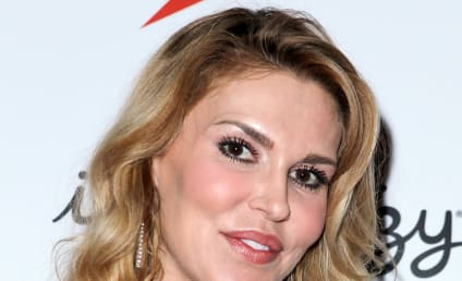 Brandi Glanville Charged With DUI