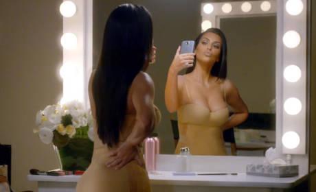 Kim Kardashian T-Mobile Commercial