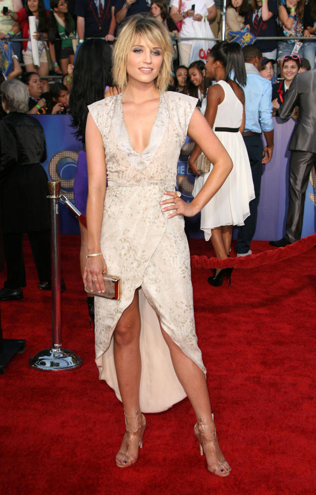 Dianna Agron Premiere Pic