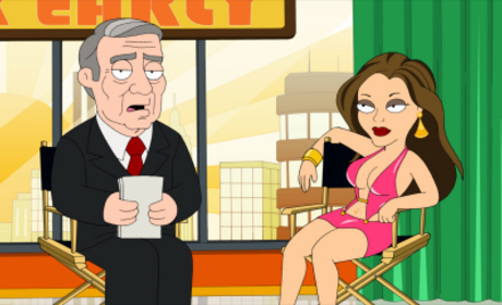 Tila Tequila Visits The Cleveland Show