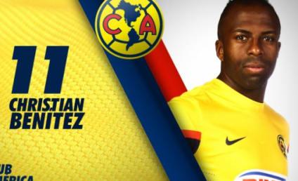 Chucho Benitez Dies; Ecuadorian Soccer Star was 27