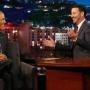 Barack Obama with Jimmy Kimmel