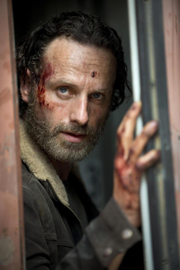 Rick on Season 5