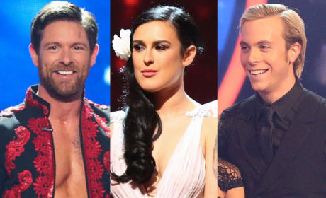 Dancing with the Stars Season 20 Top 3