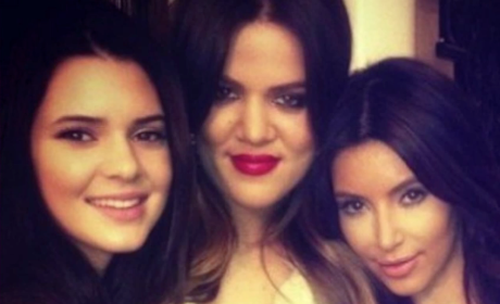 Kendall Jenner to Pose with Kim and Khloe in Playboy?!?