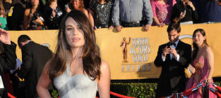 SAG Awards Fashion Face-Off: Lea Michele vs. Dianna Agron