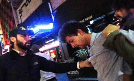 Shia LaBeouf Gets Ass Whomped in Vancouver Bar Brawl