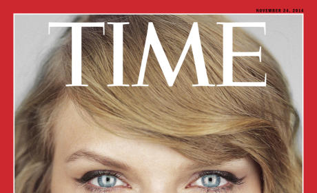 Taylor Swift Covers Time Magazine, Talks Exposed Nipples and Record-Breaking Sales