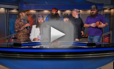 Duck Dynasty Season 7 Episode 2 Recap: It's News to Them!